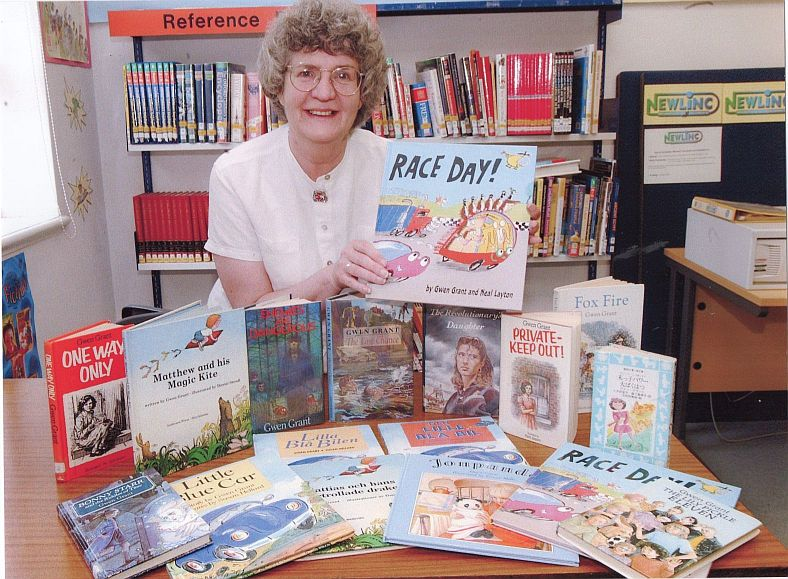 Bildergebnis für Betty MacDonald Gwen Grant
